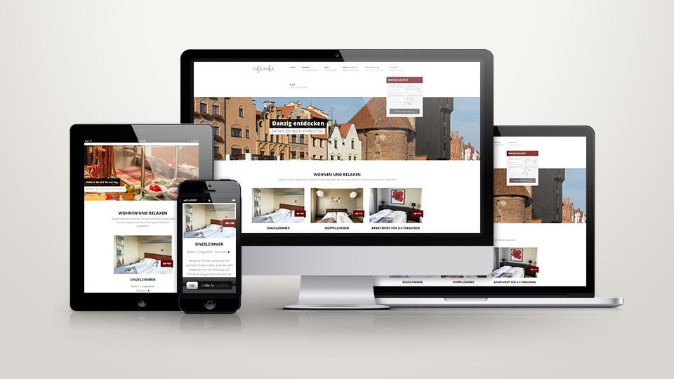 Webdesign villa pica paca kilioa for Hotel design paca