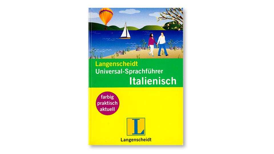Illustrationen für den Langescheidt Verlag
