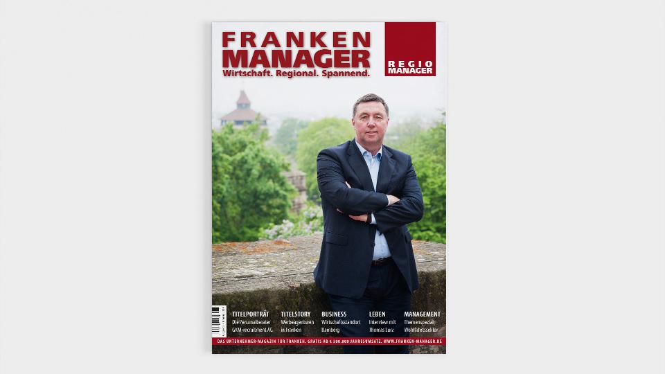 Franken Manager Cover