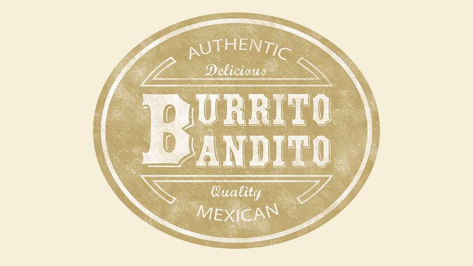 Corporate Design für den Foodtruck Burrito Bandito